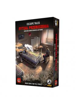 Escape Tales: Rytuał Przebudzenia PORTAL