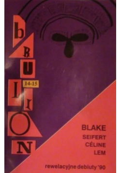 Brulion 14 15  Blake Seifert Celine Lem