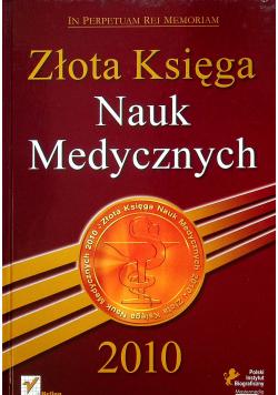 Złota Księga Nauk Medycznych 2010