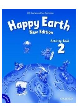 Happy Earth 2 NEW AB + MultiRom OXFORD