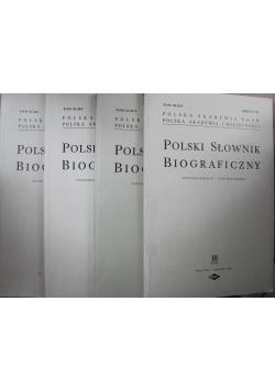 Polski słownik biograficzny Tom XLII 4 Zeszyty