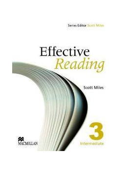 Effective Reading 3 Intermediate SB MACMILLAN