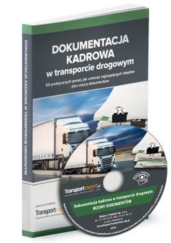 Dokumentacja kadrowa w transporcie drogowym z wzorami dokumentów
