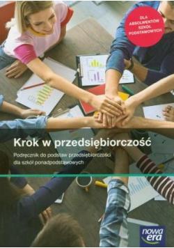 Krok w Przedsiębiorczość podręcznik