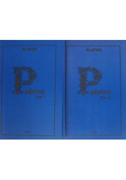 Państwo 2 tomy