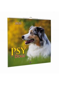Kalendarz 2020 KD-20 Psy