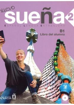 Nuevo Suena 1 B1 podręcznik + 2CD