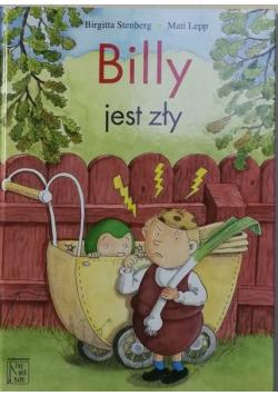 Billy jest zły