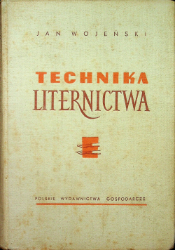 Technika liternictwa
