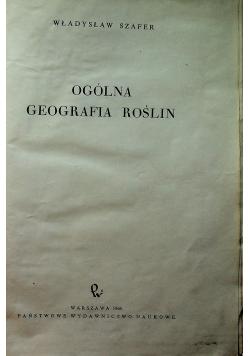 Ogólna Geografia Roślin
