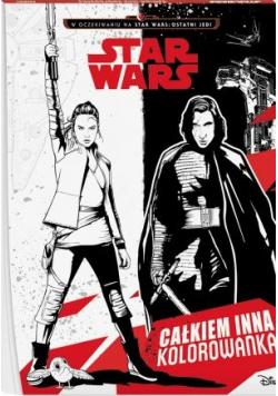 Star Wars Całkiem inna kolorowanka