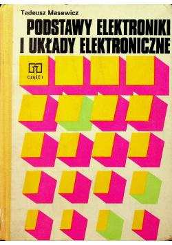 Podstawy elektroniki i układy elektroniczne  Część I