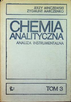 Chemia analityczna analiza instrumentalna Tom 3