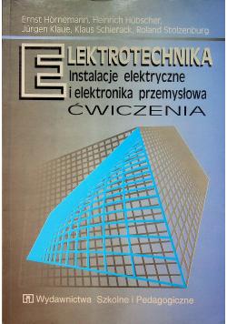 Elektrotechnika Instalacje elektryczne i elektrnika przemysłowa ćwiczenia