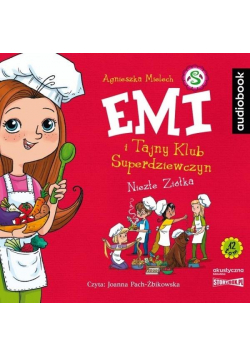 Emi i Tajny Klub Superdziewczyn T.12 Niezłe ziółka
