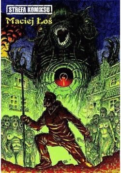 Strefa Komiksu T.8 Antologia autorska M. Łosia