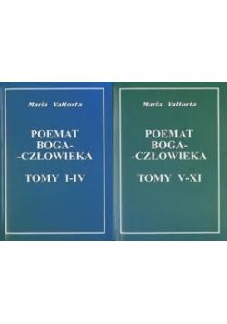 Poemat Boga człowieka 2 książki