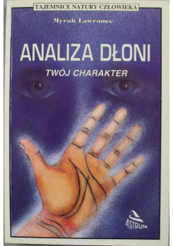 Analiza dłoni Twój charakter