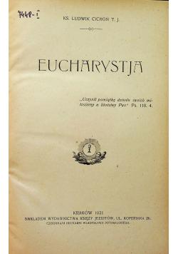 Eucharystja  1921r