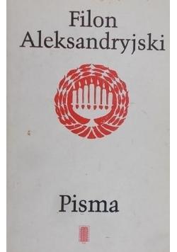 Filon Aleksandryjski Pisma
