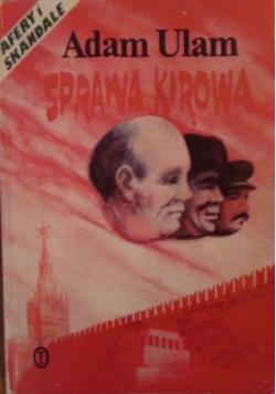 Sprawa Kirowa
