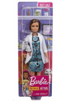 Barbie Kariera zestaw GJL63