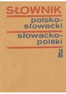 Słownik polsko - słowacki słowacko - polski