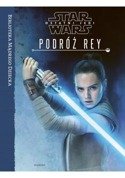 Star Wars. Ostatni Jedi. Podróż Rey