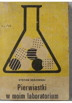 Pierwiastki w moim laboratorium
