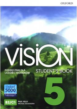 Vision 5 Podręcznik