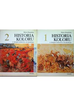 Historia koloru w dziejach malarstwa europejskiego
