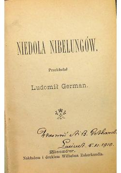 Niedola Nibelungów ok 1894 r