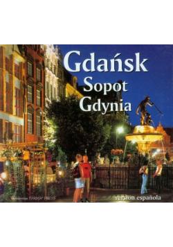 Gdańsk Sopot Gdynia wersja  hiszpańska