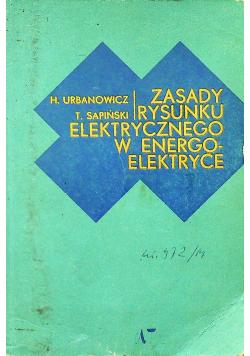Zasady rysunku elektrycznych w energoelektryce