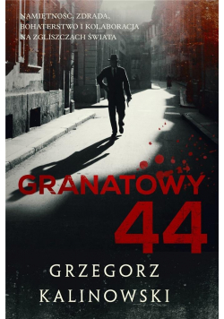 Granatowy 44