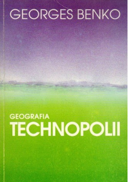 Geografia technopolii