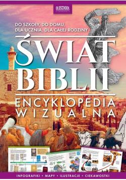 Świat Biblii Encyklopedia wizualna
