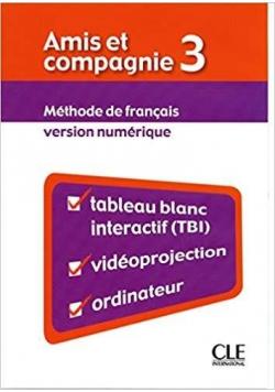 Amis et compagnie 3 materiały do tablicy interakty