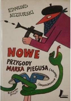 Nowe przygody Marka Piegusa Autograf Niziurskiego