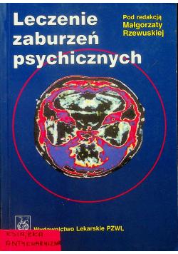 Leczenie zaburzeń psychicznych