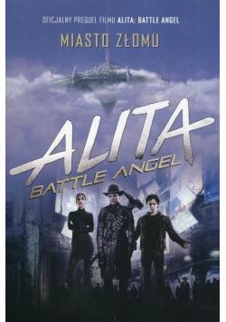 Alita Battle Angel Miasto złomu