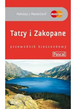 Przewodnik kieszonkowy - Tatry i Zakopane PASCAL