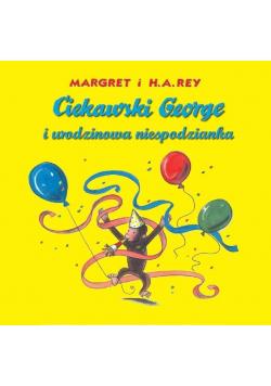 Ciekawski George i urodzinowa niespodzianka