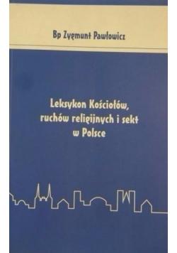 Leksykon Kościołów ruchów religijnych i sekt w Polsce