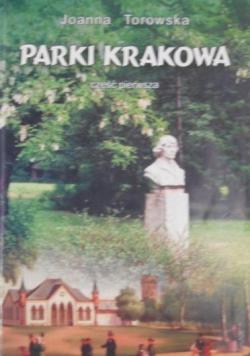 Parki Krakowa część 1
