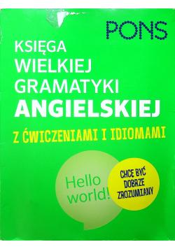 Księga wielkiej gramatyki angielskiej