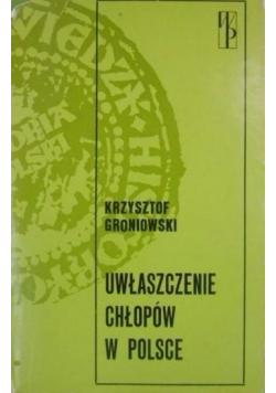 Uwłaszczenie chłopów w Polsce