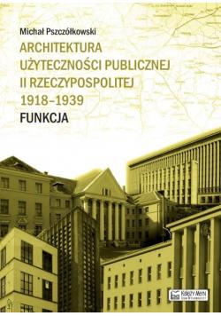 Architektura użyteczności publicznej II RP