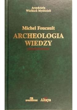 Archeologia wiedzy