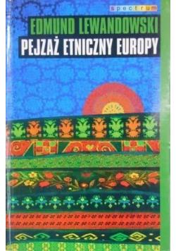 Pejzaż etniczny Europy